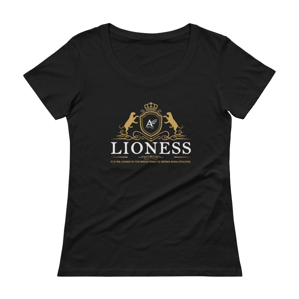 Lioness – Women's T-Shirt | Agape Clothing